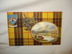 Tuck's Scottish Clans 9481 The MacLeod by PastPossessionsOnly, $3.95