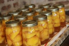 The Best Way to Can Peaches - COOKING - Knitting, sewing, crochet, tutorials, children crafts, papercraft, jewlery, needlework, swaps, cooking and so much more on Craftster.org