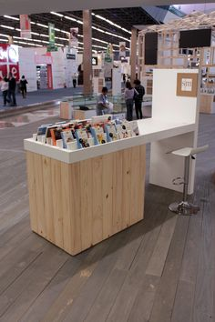 Imagen 12 de 25 de la galería de Pabellón de Chile, invitado de honor para FIL Guadalajara 2012 / Daw. Cortesía de DAW