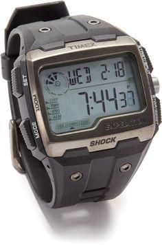 Timex Grid Shock Digital Watch