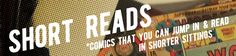 <b>Update your reading list!</b> These comics range from short funnies to novellas, from old standbys to mind-blowingly inventive GIF-scapes. They all deserve to be on your radar.