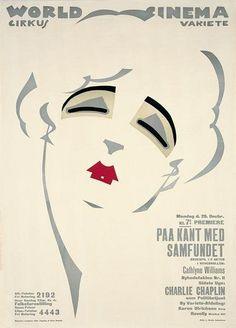 by Danish Poster Designer Sven Brasch