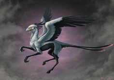 Gift: Secretary-Gryph by LioXan on DeviantArt Mythological Animals, Spirit Ghost, Centaur, Watercolour Painting, Secretary, Mythology, Deviantart, Bird, Dear Friend