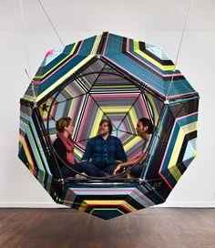 Hanging Icosahedron