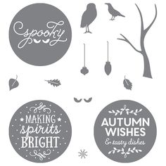 Among the Branches Photopolymer Stamp Set by Stampin' Up!
