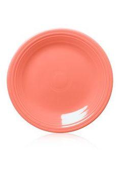 Fiesta  Flamingo Dinner Plate