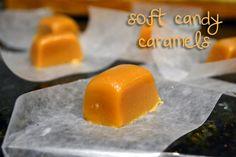 Soft Candy Caramels