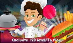 Complete 30 Stages of Each Level To Proceed As Great World #MasterChef. #bestcookinggame, #chefcookinggame, #cookingapp, #cookingfever, #cookingmania, #cookinggames, #beachhouse, #restaurantmania, #kitchenfever, #restaurants, #cook, #food