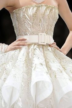 Christian Dior at Couture 2008