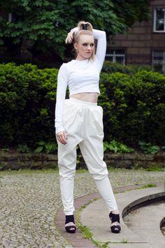 La Rambla top Banco Blanco Trousers Barcelona Vibe Collection