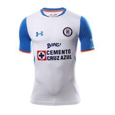 Cruz Azul FC (Mexico) - 2015/2016 Under Armour Away Shirt