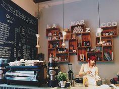 True Artisan Cafe #Barcelona