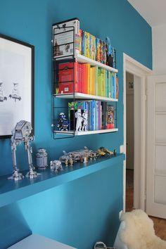 Ikea Wandfarbe ikea lack regal ton in ton mit der wandfarbe fällt weniger auf und