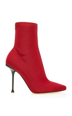 Sally High Heel Bootie by Sergio Rossi #sergiorossiboots