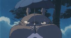 My Neighbor Totoro gif