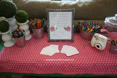 Party Planning: Isabel's First Birthday | The Obsessive Crafter