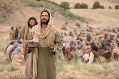 Back to Bible Images—The Life of Jesus Christ Miracles Of Jesus, Five Thousand, Doctrine And Covenants, Words Of Jesus, John 5, Everlasting Life, Scripture Study, Scripture Quotes, John The Baptist
