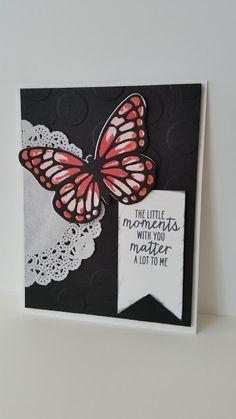 The Simple & Creative Corner: ICS Blog Hop Butterflies Are Free