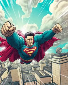 Superman by JoseRealArt on DeviantArt