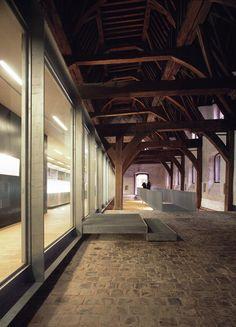COUSSÉE & GORIS architecten / vleeshuis Gent