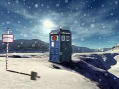 A Doctor Who Visit to the North Pole Doctor Who Christmas Doctor Who Art, Bbc Doctor Who, Christmas Tumblr, Christmas 2014, Christmas Stuff, Doctor Who Christmas, Hello Sweetie, Dr Who, Tardis