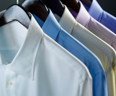Select from over 1,000 of the finest fabrics, choose the collar of your choice, french cuff or regular cuffs and monogramming is available.  http://www.carusoscustomclothier.com/dress-shirts-albany/