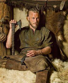 The Vikings Ragnar