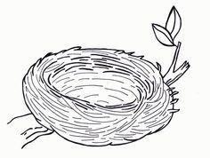 Bird Nest Coloring Page . Bird Nest Coloring Page . Jay Bird Nest 2 Coloring Pages for Mother S Day Greeting Egg Coloring Page, Coloring Pages Winter, Bird Coloring Pages, Pokemon Coloring Pages, Printable Coloring Pages, Coloring Sheets, Coloring Pages For Kids, Nest Images, Cartoon Birds