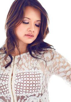 Glamour, Lace, Photography, Tops, Women, Fashion, Moda, Photograph, Fashion Styles