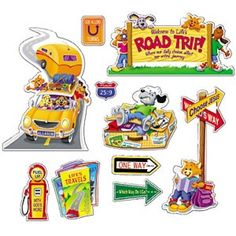 road map for bulletin board | Product Description Additional Information