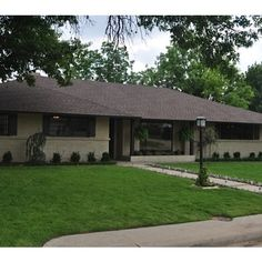 Prairie style ranch remodel ranch house remodel for the for 60s house exterior makeover
