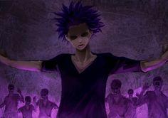 Boku no Hero Academia || Hitoshi Shinsou