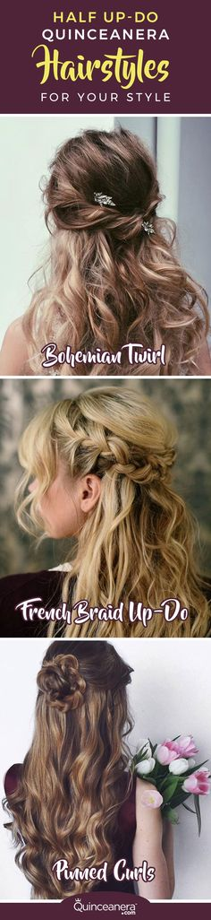 We have the best up-do ideas to make you look and feel like royalty!