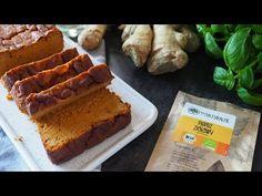 Dzisiaj przepis na zdrowy, wegetariański pasztet z batatów doprawiony ekologicznymi przyprawami To Naturalne: gałką muszkatołową, suszonymi pomidorami z czosnkiem niedźwiedzim oraz pieprzem ziołowym. Kfc, Banana Bread, Food And Drink