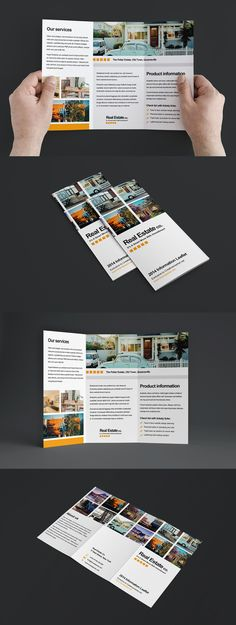 free church tri fold brochure template for photoshop illustrator