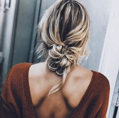 easy hairstyles for college Tips Messy Hairstyles, Pretty Hairstyles, Teenage Hairstyles, Style Hairstyle, Hairstyles 2018, Everyday Hairstyles, Bob Hair, Good Hair Day, Gorgeous Hair