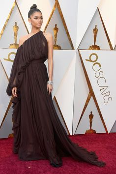 The Oscars 2018: All the red carpet arrivals - HarpersBAZAARUK