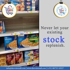 #Your #Stock will never #Replenish.  #dEEVOiR #PlanPro