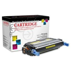 West Point Products Remanufactured Toner Cartridge, 7500 Page Yield, Yellow
