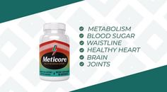 Meticore is a diet pill that may be able to kickstart one's weight loss journey by enhancing a user's innate metabolic activity. It does so by raising the body's basal temperature, a task that becomes increasingly more difficult as men and women cross the age of 40. To be a bit more specific, studies have shown a clear correlation between a person's core body temperature and metabolism. Metabolism Support, Slow Metabolism, Best Weight Loss Supplement, Weight Loss Supplements, Body Inflammation, High Intensity Cardio, Lose Weight Naturally, Diet Pills, Side Effects