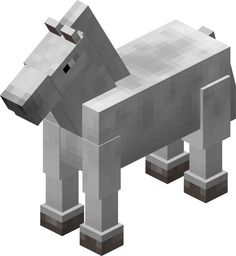 I am loving the new minecraft horse update