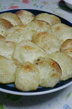 ポテトのモッツァレラチーズ焼き