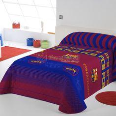 Colcha Bouti Barcelona Rayas - Bazartextil.com