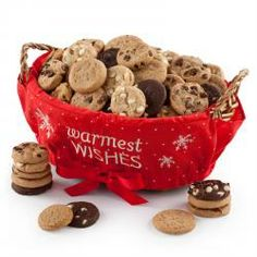 Warm Wishes Basket #CatalogsBigRedBow