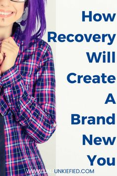 Drug addiction affects a person's life in ways others can't imagine. Thankfully, we can and do recovery. Recovery will create a brand new person. The person who you were meant to be. It's a welcome change for us all, even you!  #RecoveryIsPossible  and recovering addicts are badass!