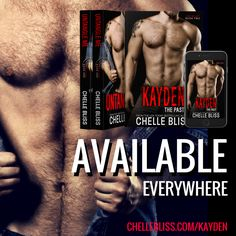 The Love at Last Duet is LIVE and under $5! Grab it now and enter the GIVEAWAY → chellebliss.com/kayden