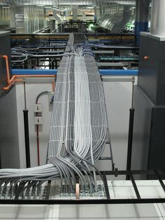 Power distribution cables