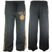 UCLA Peterson Mens Cuffed Joggers in Dark Grey Marl. For exclusive designer fashion at affordable prices visit www.hypedirect.com | #bensherman #designer #fashion #apparel #menswear #mensstyle #style #UCLA #university #sportswear #giogoi #hunter #duck #jack #discount