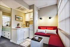 Micro Apartment On Pinterest Apartments Tiny Houses And