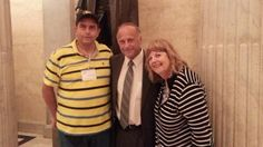 At the Capitol with Rep King for Eagle Forum XLII. (9-12-13)